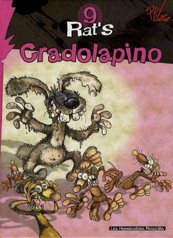 9782731619041: Rat's, Tome 9 : Cradolapino