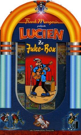 9782731619096: Lucien : Coffret Ze Juke-Box en 8 volumes : Tome 1, Votez Rocky ; Tome 2, Bananes m�talliques ; Tome 3, Radio Lucien ; Tome 4, Chez Lucien ; Tome 5, ... chez les Ricains ; Tome 8, Week-end motard