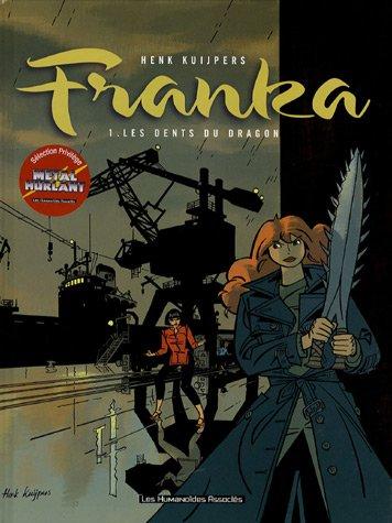 9782731619492: Franka, Tome 1 : Les dents du dragon