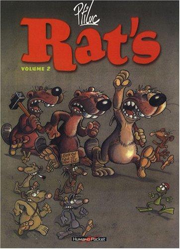 9782731620597: Rat's, Tome 2 :