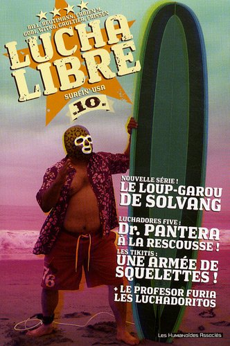 9782731622225: Lucha Libre, Tome 10 :