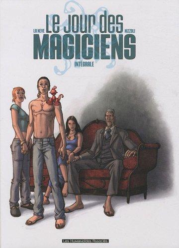 JOUR DES MAGICIENS (LE) INTÉGRALE T.01 À T.05: LA NEVE MICHELANGELO