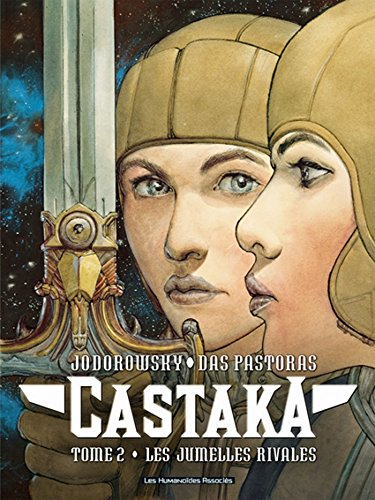9782731623352: Castaka, Tome 2 : Les jumelles rivales