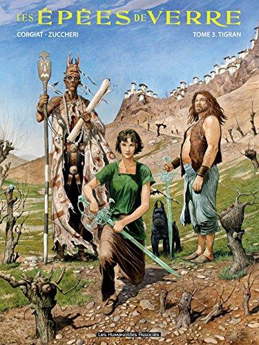 9782731623369: Les épées de verre, Tome 3 : Tigran