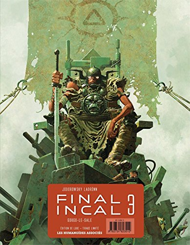 9782731623512: Final Incal T03 luxe (HUMANO.SCIE.FIC)