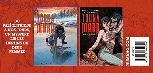 TOUNA MARA (PACK T.01 + T.02): GALLIANO PATRICK