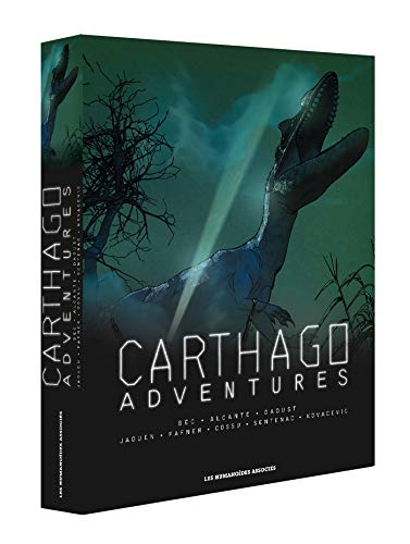 9782731641691: Carthago Adventures : Coffret en 4 volumes : Amarok ; Aipallovik ; Chipekwe ; Bluff Creek