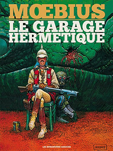9782731652253: Le Garage Hermétique (The Airtight Garage)