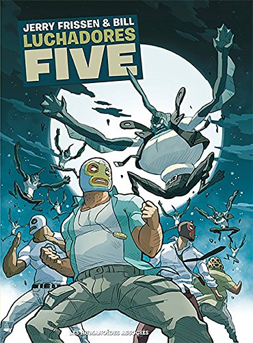 9782731661309: Luchadores Five - Intégrale 40 ans (HUMANO.HUMOUR)
