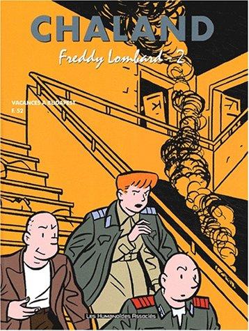 9782731662450: Freddy Lombard : Intégrale Tome 2 : Vacances à Budapest ; F.52