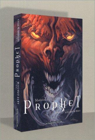 Prophet Coffret tome 01 et tome 02 Lauffray, Mathieu et Dorison, Xavier
