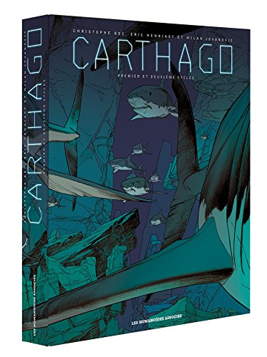 9782731667714: Carthago, Coffret Tomes 1 � 4 :
