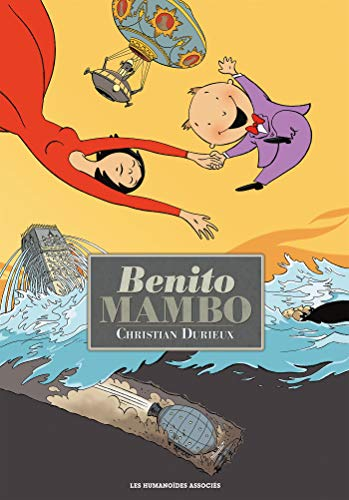 BENITO MAMBO: DURIEUX CHRISTIAN