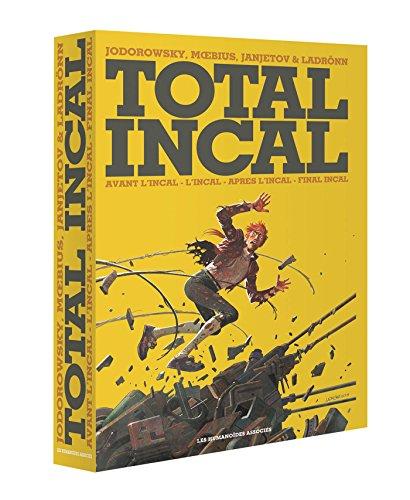 9782731675481: L'Incal : Total Incal : Intégrales Avant l'Incal ; L'Incal ; Final Incal