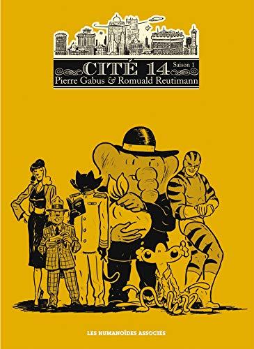 CITÉ 14 SAISON 1 INTÉGRALE: GABUS PIERRE