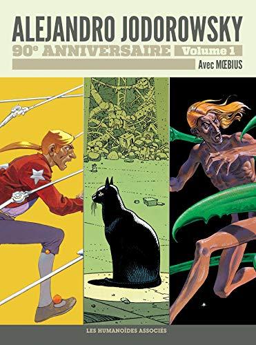 Alejandro Jodorowsky 90e anniversaire, Tome 1 : Collectif