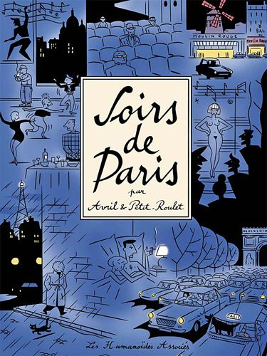 SOIRS DE PARIS, ÉD. LUXE: AVRIL FRANÇOIS