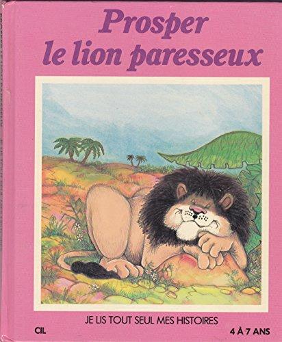 9782731803006: Prosper le lion paresseux 112897