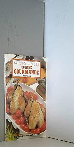 9782731803655: Micro-ondes cuisine gourmande