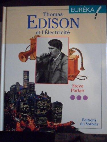 9782732032894: Thomas Edison et l'électricité
