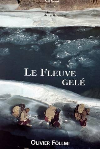 Le Fleuve gelé (2732421871) by Olivier Föllmi