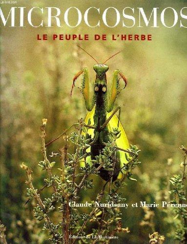 9782732422473: MICROCOSMOS. Le peuple de l'herbe (Photo Découverte)