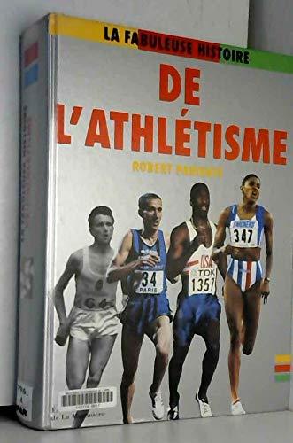 9782732422701: Athletisme (de l')