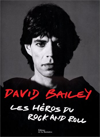 DAVID BAILEY LES HEROS DU ROCK AND ROLL