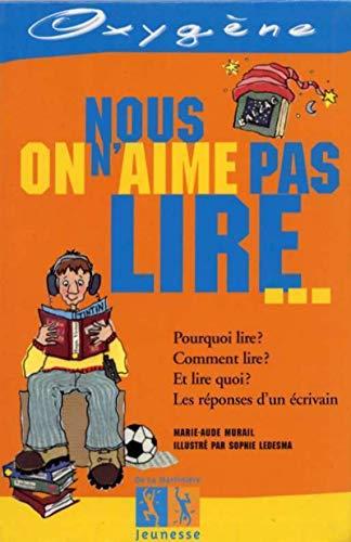 9782732423951: Je Ne Sais Pas Quoi Lire ! (English and French Edition)