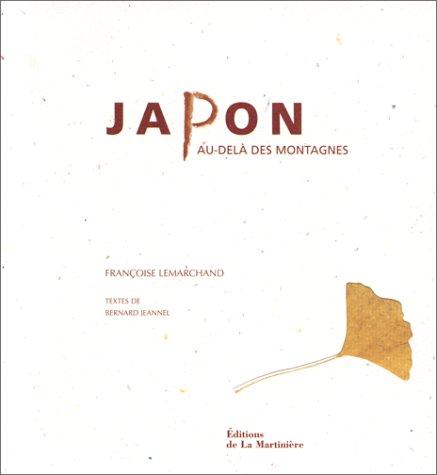9782732424194: Japon au del� des montagnes