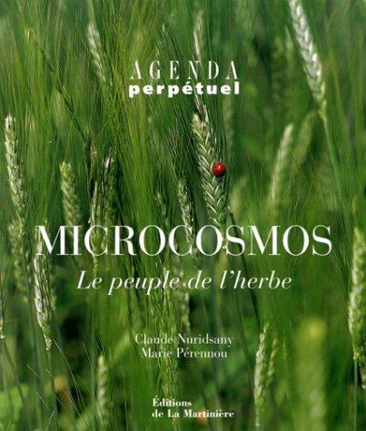9782732424224: Agenda perpétuel microcosmos