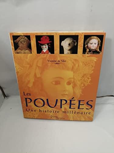 9782732424309: Les Poupées, une histoire millénaire