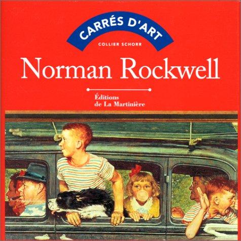 9782732425092: Norman Rockwell (Carrés d'art)