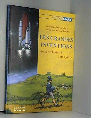 9782732426112: Les grandes inventions