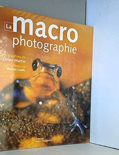 9782732427652: La macrophotographie