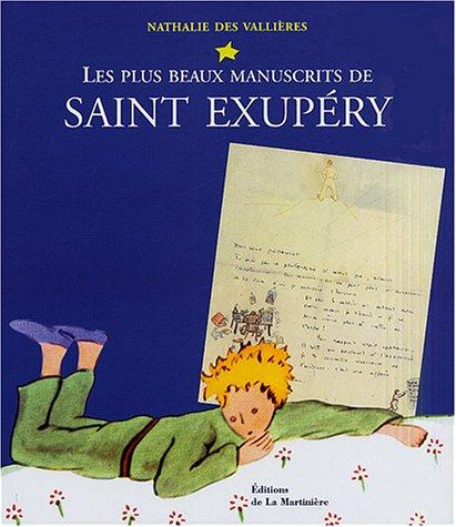 9782732429946: Les plus beaux manuscrits de Saint-Exupéry