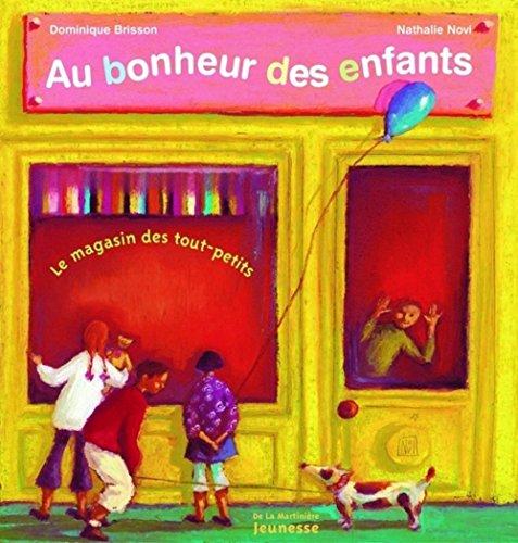 9782732430393: Au bonheur des enfants : Le magasin des tout-petits