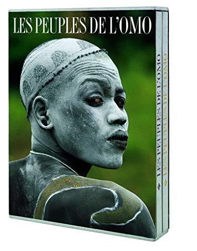"""""""les peuples de l'omo ; coffret 2 volumes"""": Hans Silvester"""