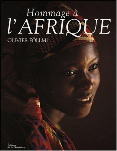 9782732434834: Hommage à l'Afrique