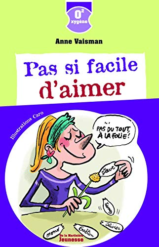 9782732435572: Pas Si Facile D'Aimer (English and French Edition)