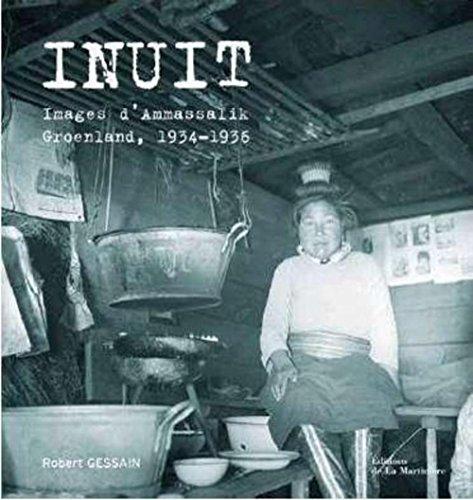 9782732435718: Inuit : Images d'Ammassalik, Groenland, 1934-1936