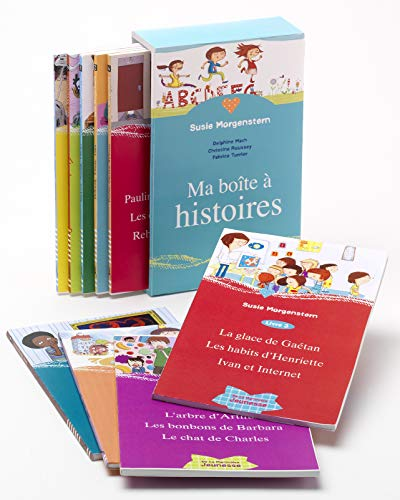 9782732436098: Ma boîte à histoires 9 volumes sous coffret