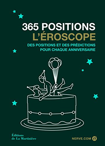 9782732438184: 365 positions (French Edition)