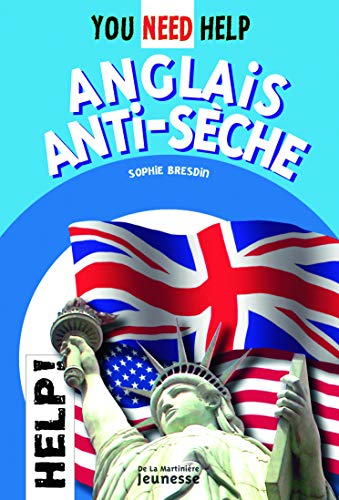 YOU NEED HELP ANGLAIS ANTI-SECHE: BRESDIN SOPHIE