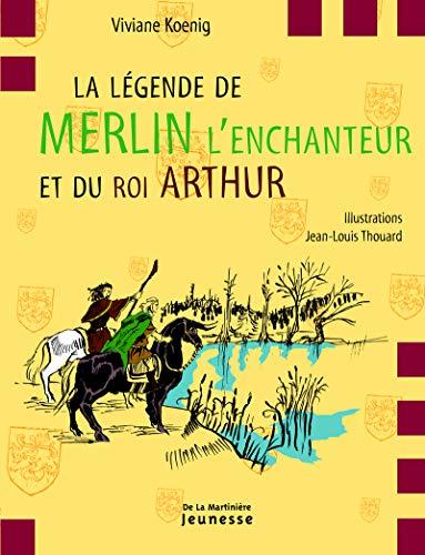 La làgende de Merlin l'enchanteur et: Viviane Koenig