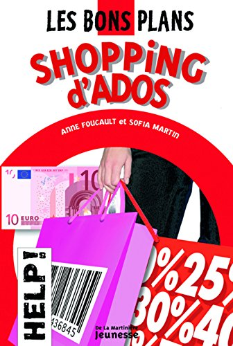 9782732438924: Les Bons plans : shopping d'ados