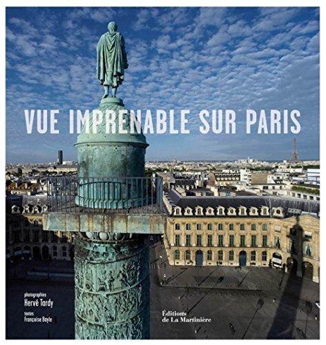 9782732440675: Vue imprenable sur Paris