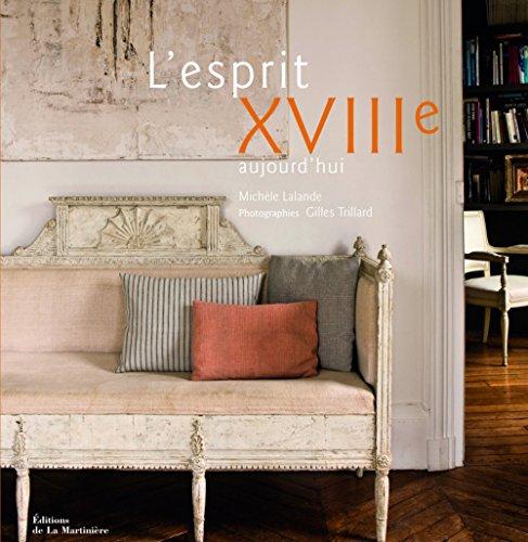 9782732441559: L'esprit XVIIIe aujourd'hui (French Edition)
