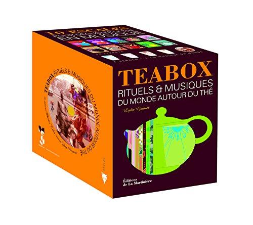 9782732442815: Teabox : Rituels & musiques du monde autour du thé (1CD audio) (Styles)