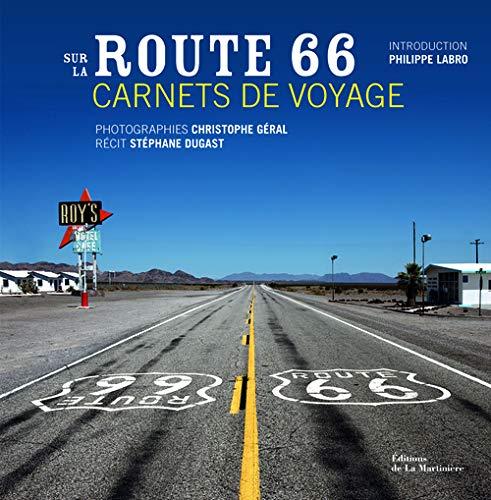 9782732444376: Sur la Route 66. Carnets de voyage